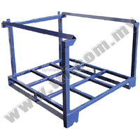 Pallet Cage, Metal Pallet Cages, Metal Cage, Steel Pallet Cages, Wire Pallet Cage, Pallet Mesh Cages, TTF Wire Mesh Pallet