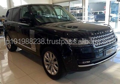 USED CARS - LAND ROVER RANGE ROVER TDV6 VOGUE (LHD 6177)