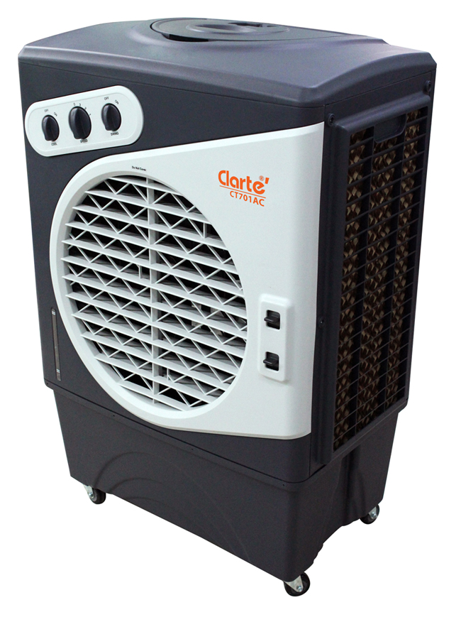 Evaporative Air Cooler 40 Liters Clarte' CT701AC