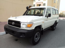 Toyota landcruiser HZJ78 Hard top diesel 2015 Model