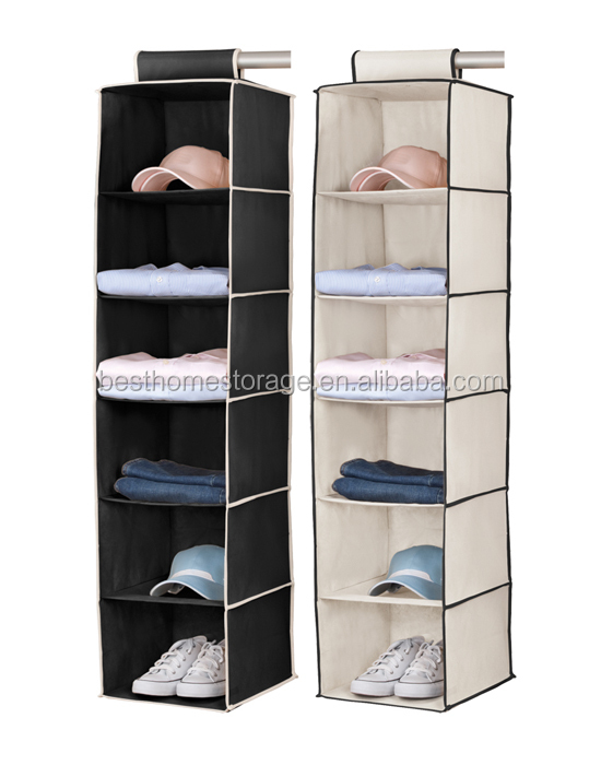 2016 New Style Kids Hanging Shoe Clothes Organizer Closet