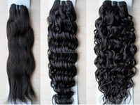 High quality full ends long hair length remy virgin indian straight hair products