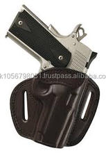 100% Leather Gun Pistels Cover