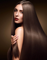 Henna Based Hair Colors-Dark Brown Henna Hair Color