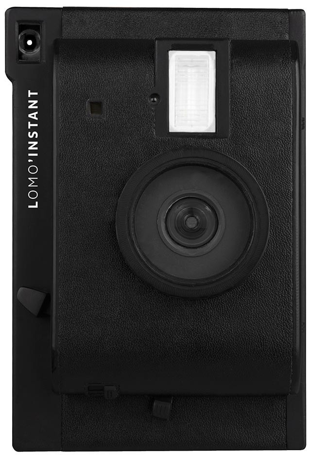 Lomography Lomo'instant Black edition with lens