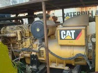 used CAT generator set for sale