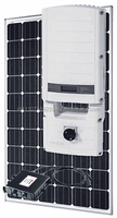 10 Panel SolarEdge / SolarWorld Grid-tie System