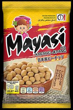 15 g Mayasi Coated Roasted Peanut Corn