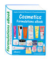 Formulations eBooks on cosmetics products manufacturing (eBook2) 25 fast moving formula`s