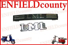BRAND NEW LML SCOOTER HORNCAST LEGSHIELD BADGE MOTIF KIT