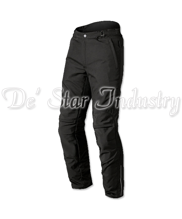 Custom Winter Corduroy Waterproof Windproof Motorbike Gear Textile Trousers & Pants