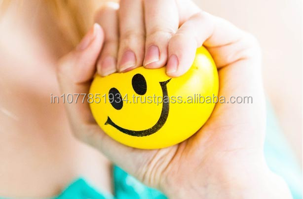 SMILEY BALLS FOR KIDS