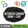 SUPER Activated Carbon Coconut Shell IODINE 1200