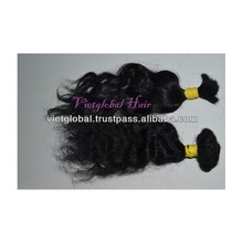 Factory price quality 100% virgin curly cambodian hair