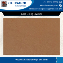 Highly Demanded Soft and Silky Real Leather Available for Bulk Purchase
