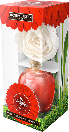 NATURAL FRESH SELECT BLOOM AT HOME natural airfreshener for home