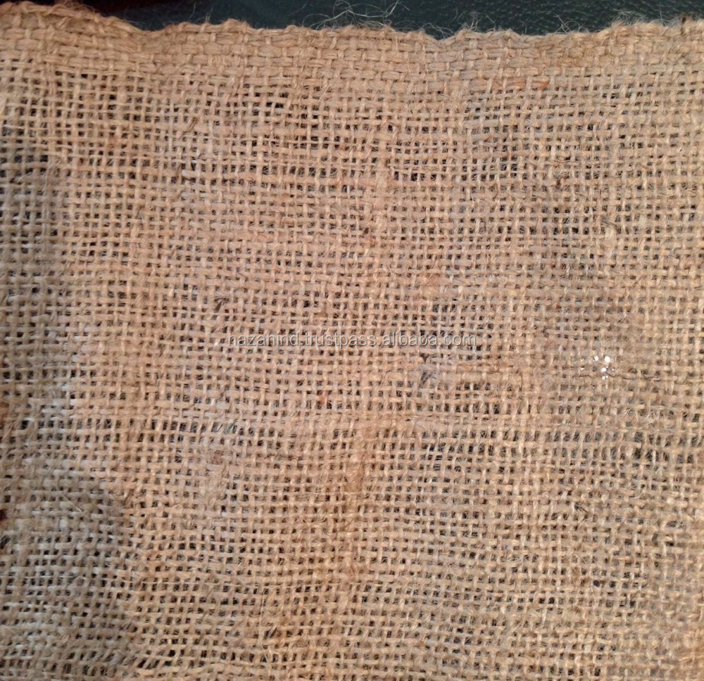 100% natural Jute Hessian Cloth of Bangladesh Origin
