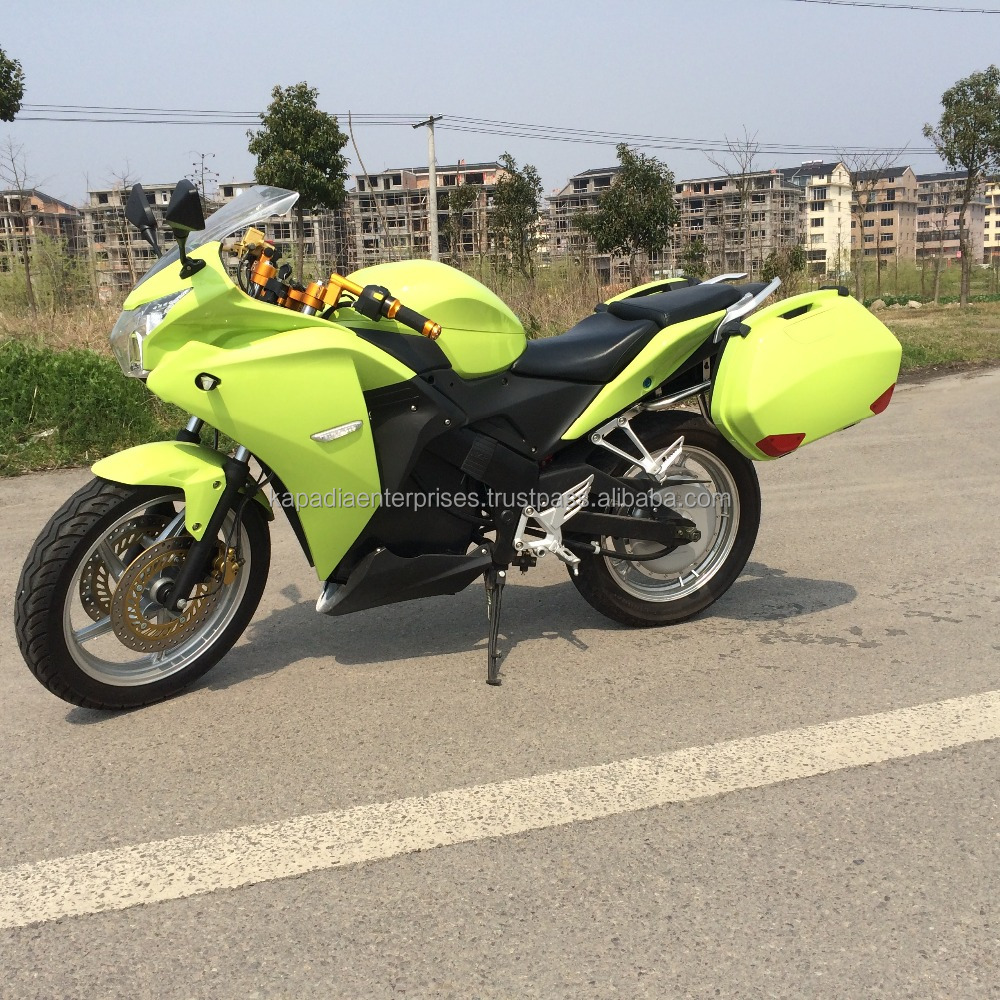 6000W CBR electric motorcycle