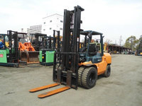 USED FORKLIFT TOYOTA 4.5ton JAPAN 02-7FD45