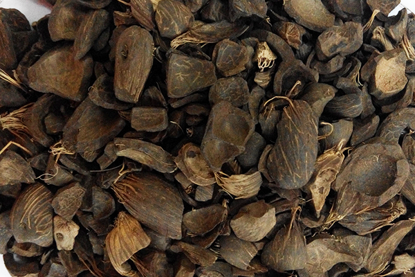 dried Palm Kernel Shell
