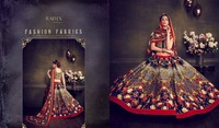 wedding designer Lehenga Choli Indian Pakistani Heavy Bollywood new printed Lehenga Choli
