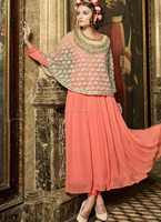 Women Designer Party Wear Salwar Suits | Cheap Indo Western Salwar Suit