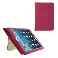 Smart Genuine Leather Card Holder Cover for iPad Mini 3, Real Leather Smart Case for iPad mini 2/1