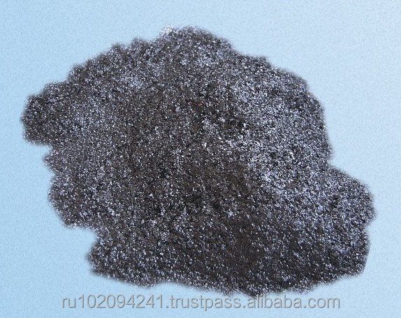 Graphite for refractory materials production