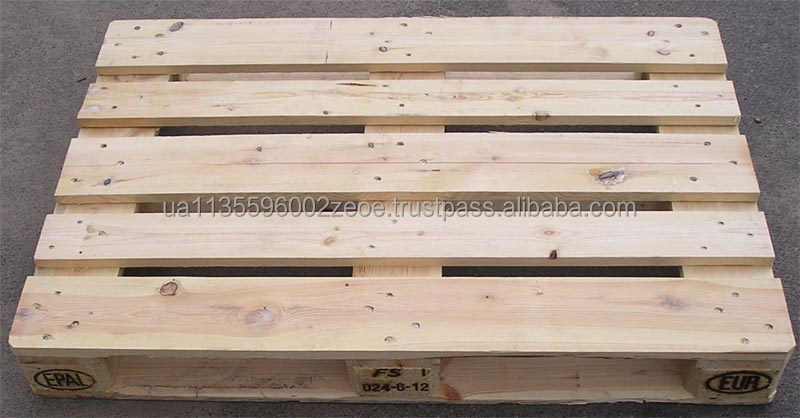 Low Price Heavy Duty Euro Pallet