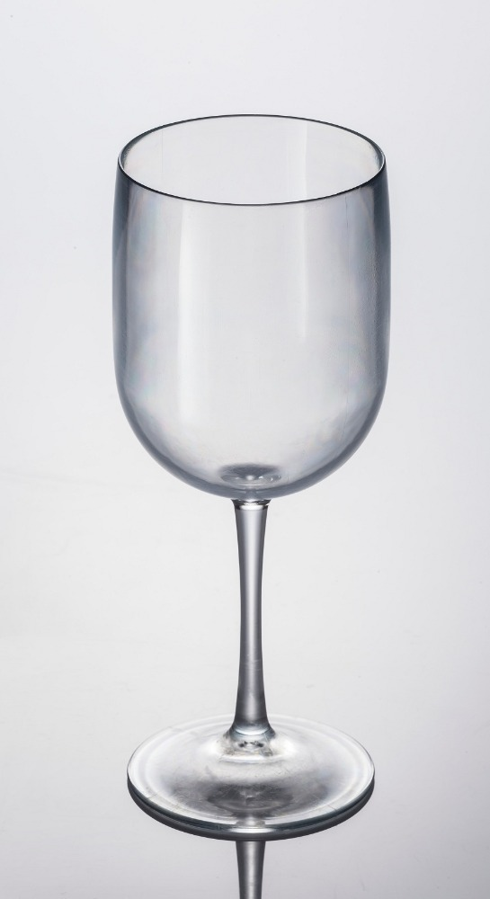 UNBREAKABLE POLYCARBONATE PLASTIC 400 ml. WINE GLASS