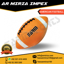 Comapny Customized PU PVC Machine-Sewn American Football at Best Price