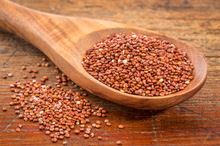 High quality common red quinoa, cereal grain