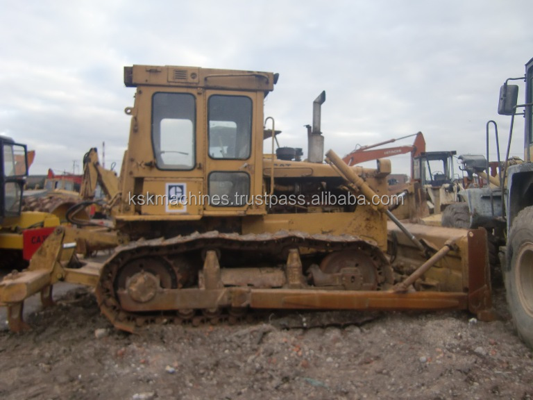 D6C used caterpillar bulldozer for sale D6D dozer D6H D6G D6R