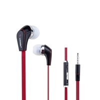 Hot selling Super Bass Wired Communication Headset Earpiece With Cheap Price