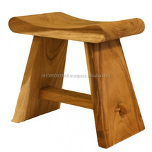 Wooden Stool / Solid Wood