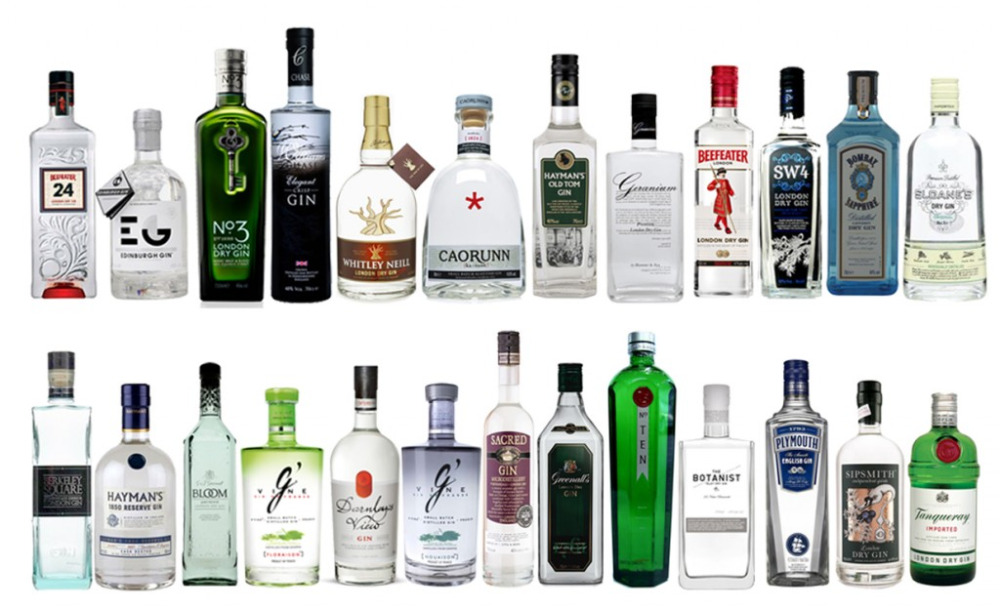 gins for sale