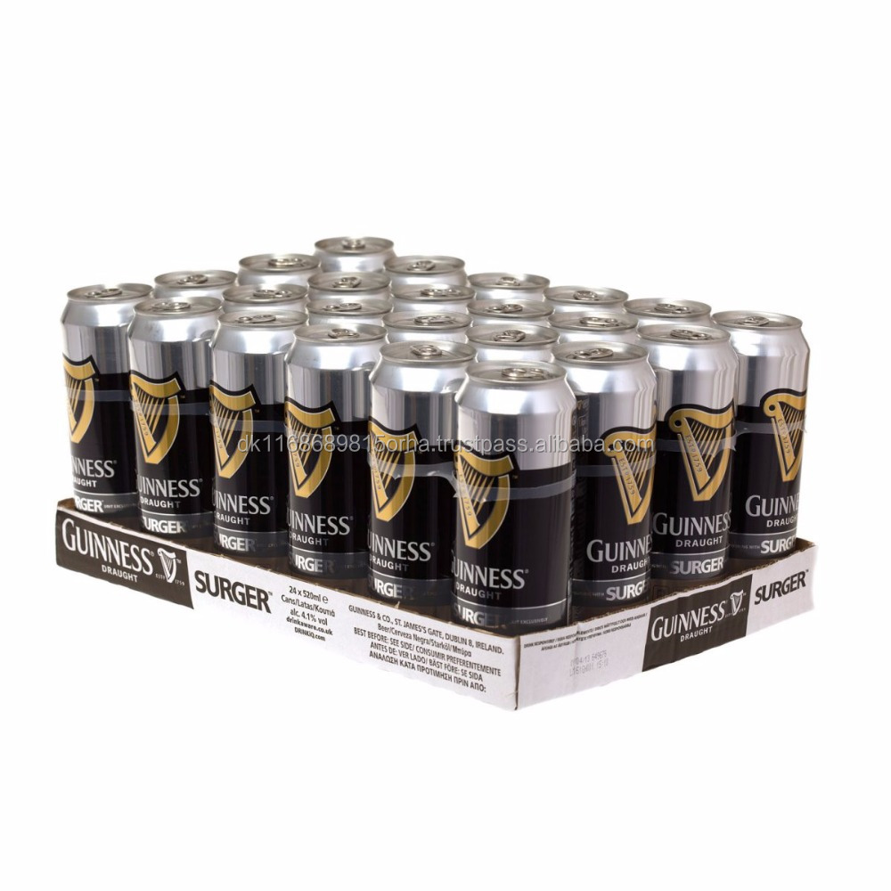 Guiness Draught Beer 500ml