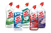 WC NET Toilette Cleaner Disinfectant 700ml