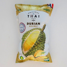 Original Thai Freeze Dried Durian - Thai Durian , Thai Fruit 210g
