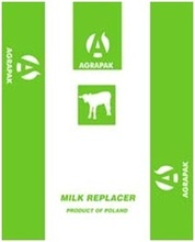 Milk replacers for calves, lambs and piglets