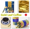 Gold Leaf Coffee Japanese high quality premium luxury present male 21st birthday gift ideas rich