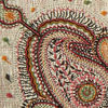 Handmade Textiles With Kantha Embroidery For