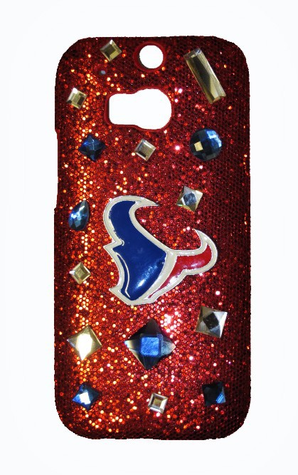 3D LUXURY DIAMOND JEWELED PHONE CASE FOR HTC M8