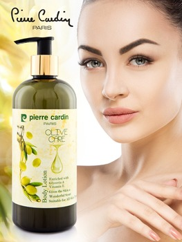 Pierre Cardin Olive Care Mousturizing & Nourishing Body Lotion With Olive Oil 400 ML