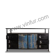 Iron LCD Tv Stand