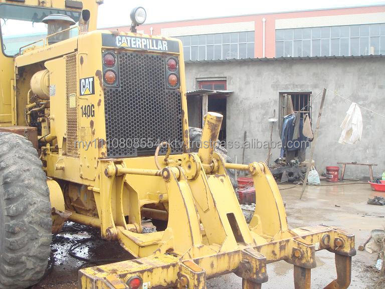Used Caterpillar Motor Grader 140G /Cat 12G 14G 140G Grader For Sale In China