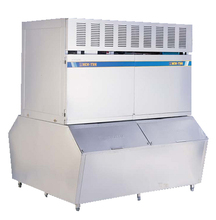 High Quality from Thailand Brand Newton - Gourmet Cube Ice Machine capacity 1008 kg.