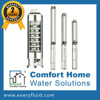 4 inch Deep Well Submersible Water Pump End-60Hz