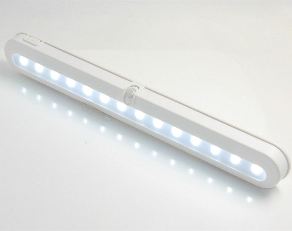 Led Verlichting Keuken Batterij : Battery Operated Under Cabinet LED Lights