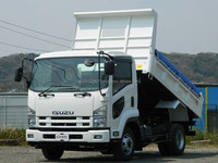 Durable and Low cost used isuzu forward dump truck with good fuel economy made in Japan